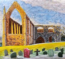 Crisp and Cool Bolton Abbey  by Comarki