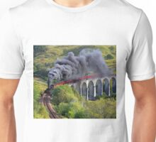 The Jacobite train Unisex T-Shirt
