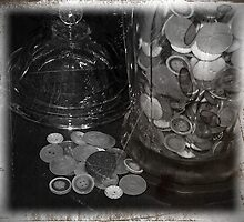 Button Jar Collection by Sharon A. Henson