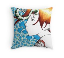 little more than myth Throw Pillow