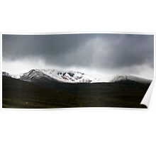 Cairngorms In Summer Poster