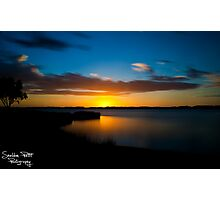Australind Estuary Photographic Print