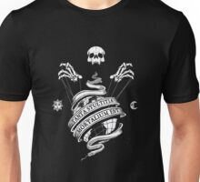 FOOLISHNESS OF MORTALS Unisex T-Shirt