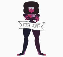 Garnet - Never Alone by shopffs