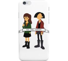 Daria & Jane - Value Female Friendships iPhone Case/Skin
