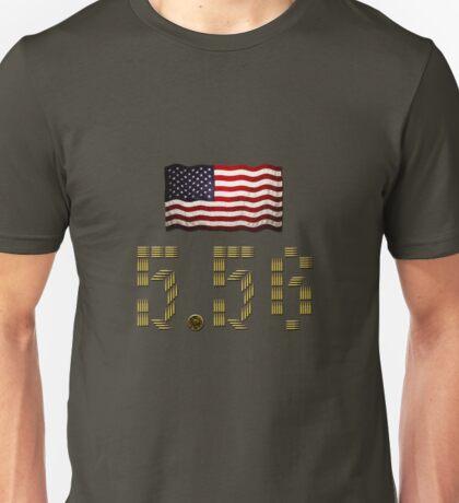 American 5.56 pride Unisex T-Shirt