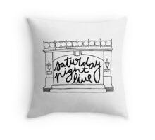 SNL Main Stage Throw Pillow