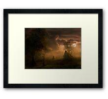 Aberro Framed Print