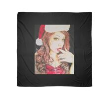 Lady Bella Christmas Beauty by James Patrick Scarf