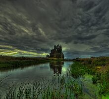 Whitby Abbey by Rory Garforth
