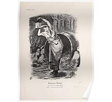 Cartoons by Sir John Tenniel selected from the pages of Punch 1901 0181 Diogenes Morley Poster