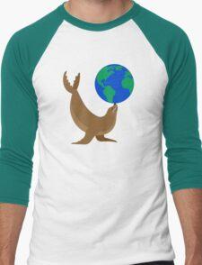 Earth Day Sea Lion T-Shirt
