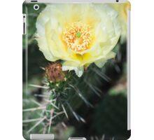 Alberta Cactus iPad Case/Skin