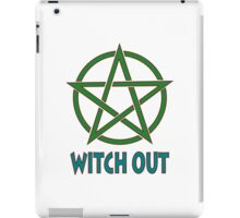 Witch Out iPad Case/Skin
