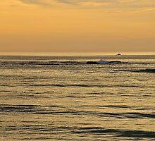 Well's Beach Maine 7 by Carolyn Clark