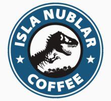 Isla Nublar Coffee by chazy73