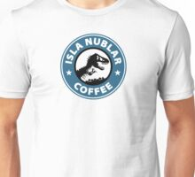 Isla Nublar Coffee Unisex T-Shirt