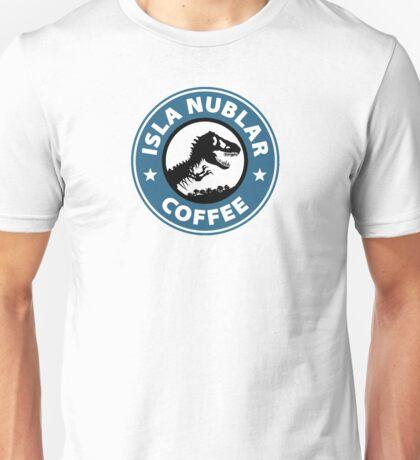 Isla Nublar Coffee Unisex T-Shirt