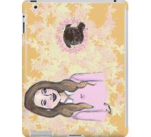 Me & My Baby (Zoe & Nala) iPad Case/Skin