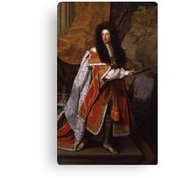 King William III of England Canvas Print