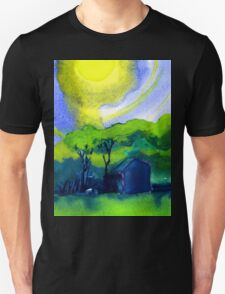House in the Woods Unisex T-Shirt