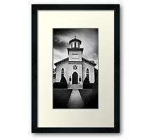 Lakeville Methodist Framed Print