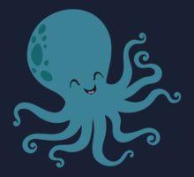 Cute: Octopus One Piece - Long Sleeve