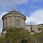 Mussenden Temple by Gerry  Temple