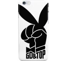 GD TOP high high album logo iPhone Case/Skin