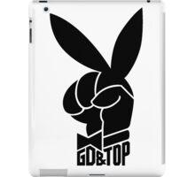 GD TOP high high album logo iPad Case/Skin
