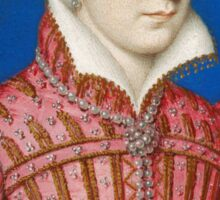 Mary, Queen of Scots Sticker
