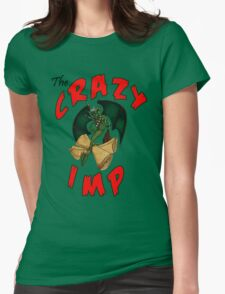 The Crazy Imp Womens Fitted T-Shirt