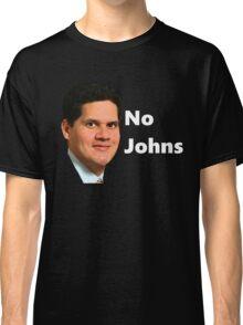 Reggie - No Johns Classic T-Shirt