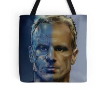 The Iceman - Dennis Bergkamp  Tote Bag