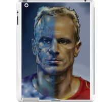 The Iceman - Dennis Bergkamp  iPad Case/Skin