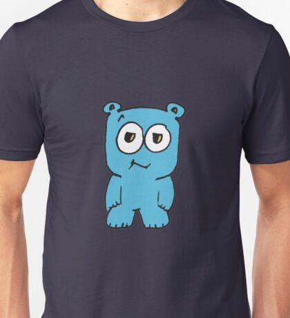 Baby Blue Bear Unisex T-Shirt