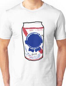 Popular beer  Unisex T-Shirt