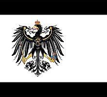 Flag of the Kingdom of Prussia by PattyG4Life