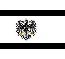 Flag of the Kingdom of Prussia Photographic Print