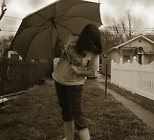 Self Portrait. by Brittany Kinney