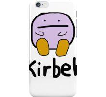 Kirby - Kirbeh iPhone Case/Skin