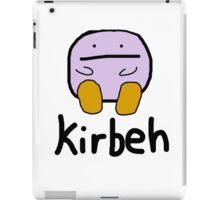 Kirby - Kirbeh iPad Case/Skin