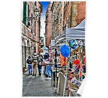 Rapallo Alley 2 Poster