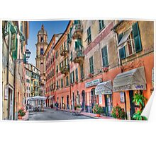 Rapallo Alley 3 Poster
