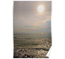 Well's Beach Maine, 10 Poster