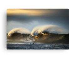 Breaker Canvas Print