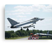 "Typhoon FGR4 ""DXI"" 11 (F) Squadron RAF Canvas Print"