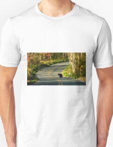 #624  New Jersey Black Bear Unisex T-Shirt