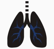 Electric Breath Kids Tee