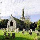 English Churches by Rod Johnson